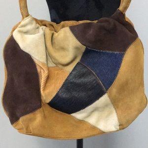 Valerie Stevens Patchwork Bag